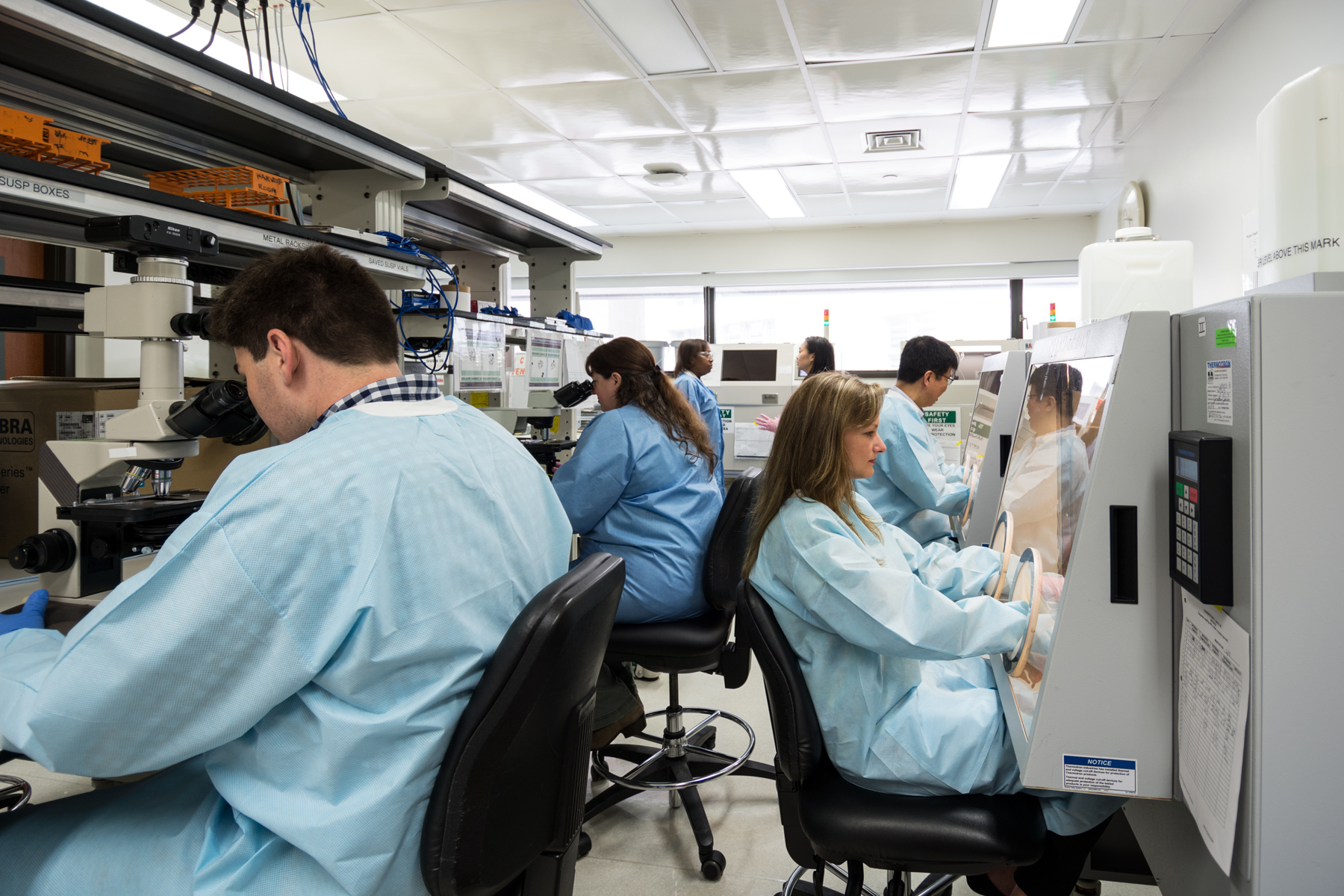 Cytogenetic Technology Program Video in Vietnamese