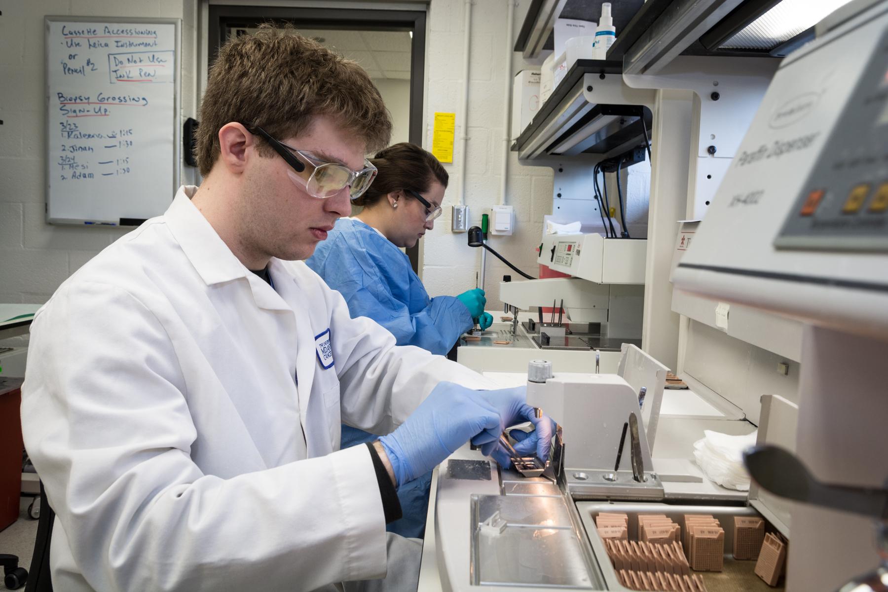 Histotechnology Program Video in Spanish